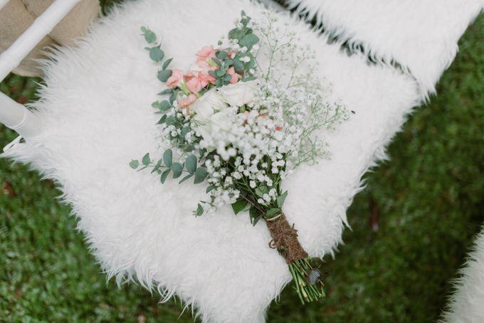 The Wedding of Anggira & Effrin by Decor Everywhere - 006