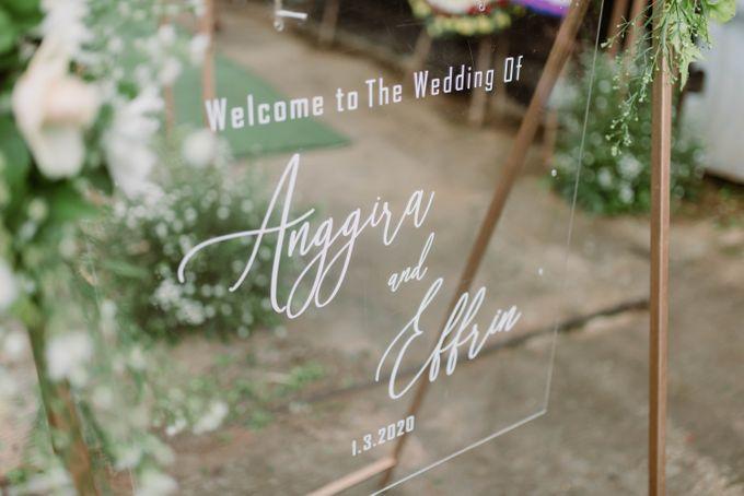 The Wedding of Anggira & Effrin by Decor Everywhere - 010