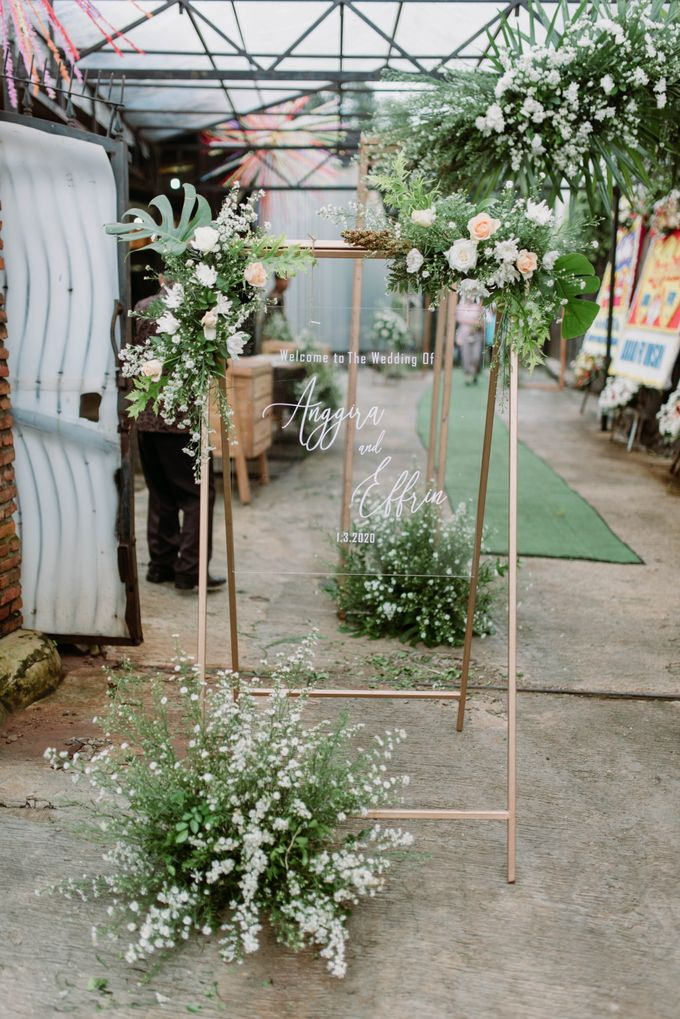 The Wedding of Anggira & Effrin by Decor Everywhere - 011
