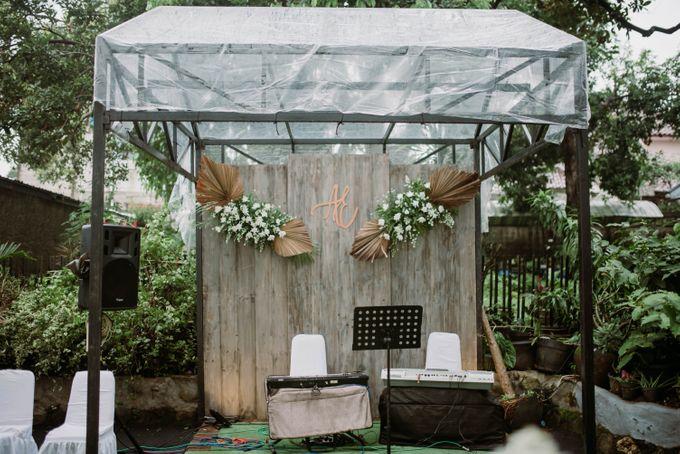 The Wedding of Anggira & Effrin by Decor Everywhere - 013