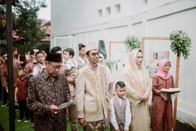 The Wedding of Anggira & Effrin by Decor Everywhere - 016