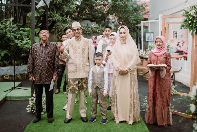 The Wedding of Anggira & Effrin by Decor Everywhere - 017