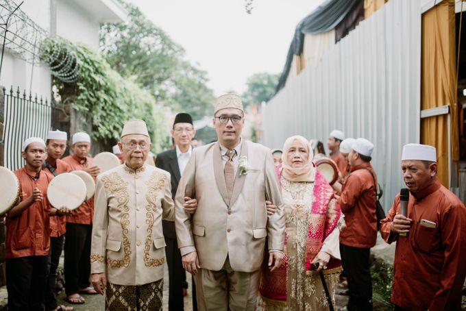 The Wedding of Anggira & Effrin by Decor Everywhere - 020