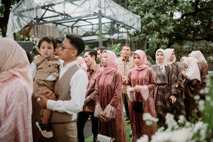 The Wedding of Anggira & Effrin by Decor Everywhere - 021