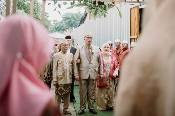 The Wedding of Anggira & Effrin by Decor Everywhere - 022