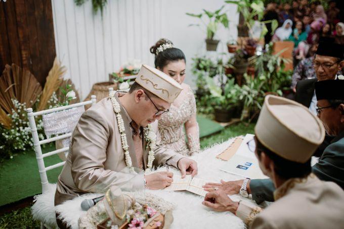 The Wedding of Anggira & Effrin by Decor Everywhere - 029