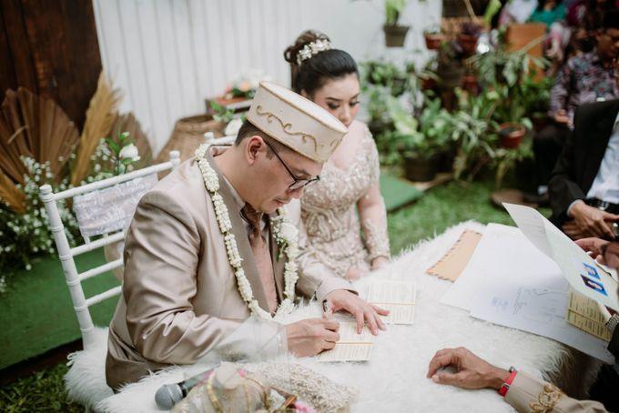 The Wedding of Anggira & Effrin by Decor Everywhere - 030