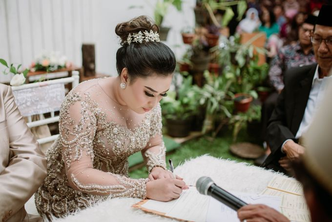 The Wedding of Anggira & Effrin by Decor Everywhere - 031
