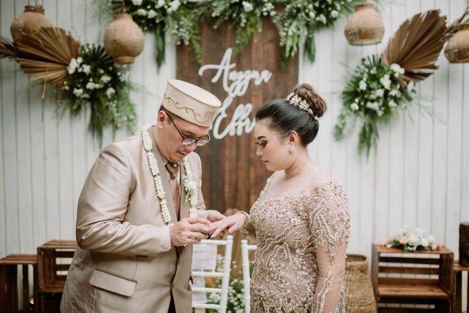The Wedding of Anggira & Effrin by Decor Everywhere - 034
