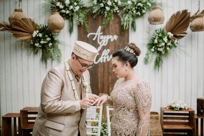 The Wedding of Anggira & Effrin by Decor Everywhere - 035