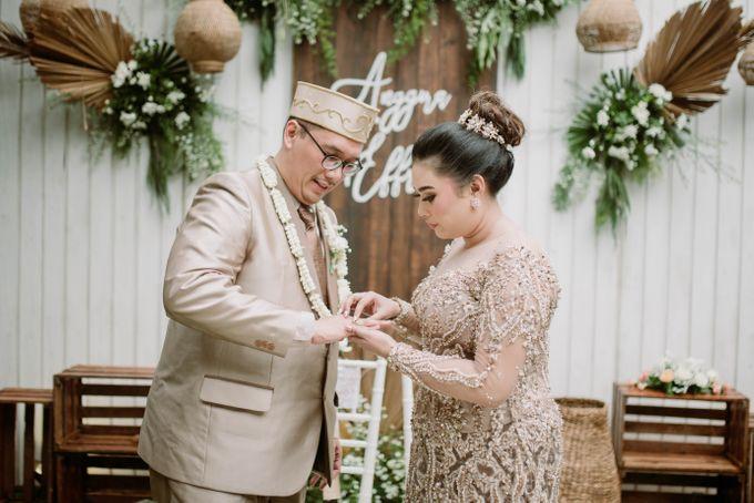 The Wedding of Anggira & Effrin by Decor Everywhere - 037