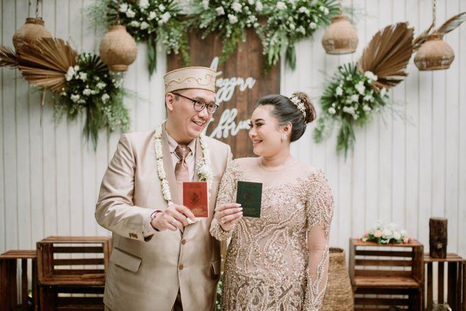 The Wedding of Anggira & Effrin by Decor Everywhere - 041