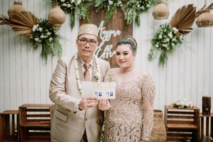The Wedding of Anggira & Effrin by Decor Everywhere - 042