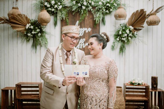 The Wedding of Anggira & Effrin by Decor Everywhere - 043