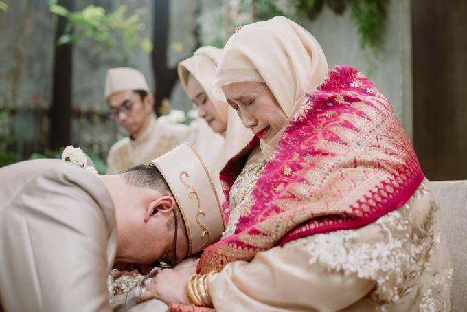 The Wedding of Anggira & Effrin by Decor Everywhere - 045