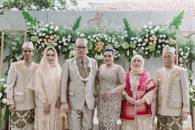 The Wedding of Anggira & Effrin by Decor Everywhere - 048