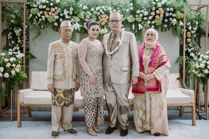 The Wedding of Anggira & Effrin by Decor Everywhere - 049