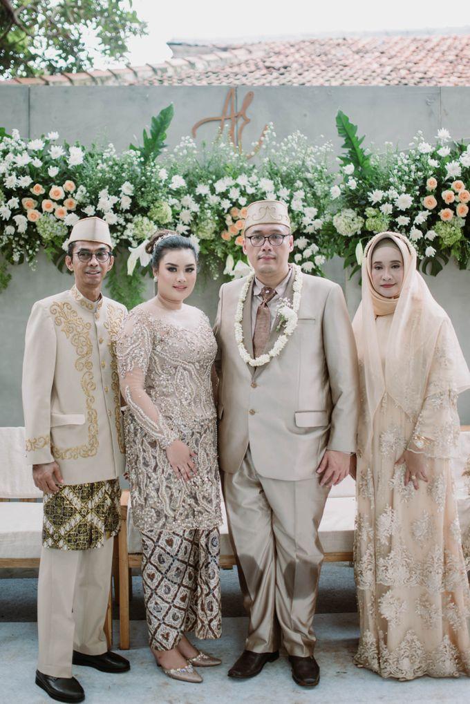 The Wedding of Anggira & Effrin by Decor Everywhere - 050