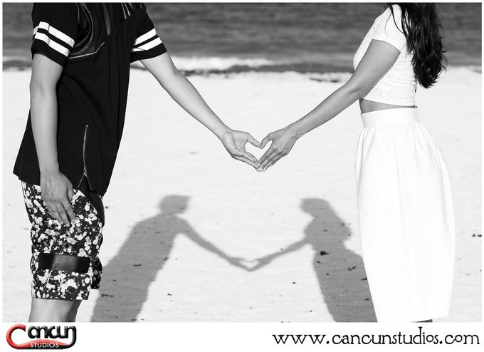 Basic Beach Session by Cancun Studios Photography - 008