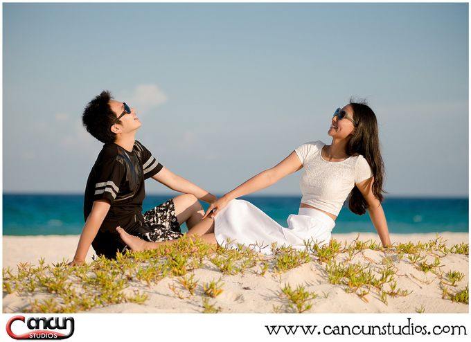 Basic Beach Session by Cancun Studios Photography - 009