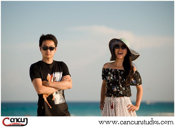 Basic Beach Session by Cancun Studios Photography - 010
