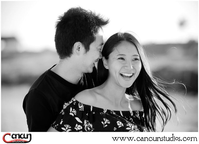 Basic Beach Session by Cancun Studios Photography - 012
