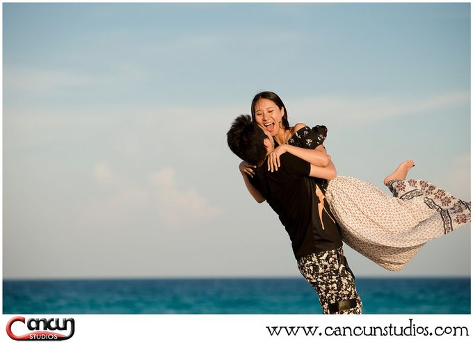 Basic Beach Session by Cancun Studios Photography - 015