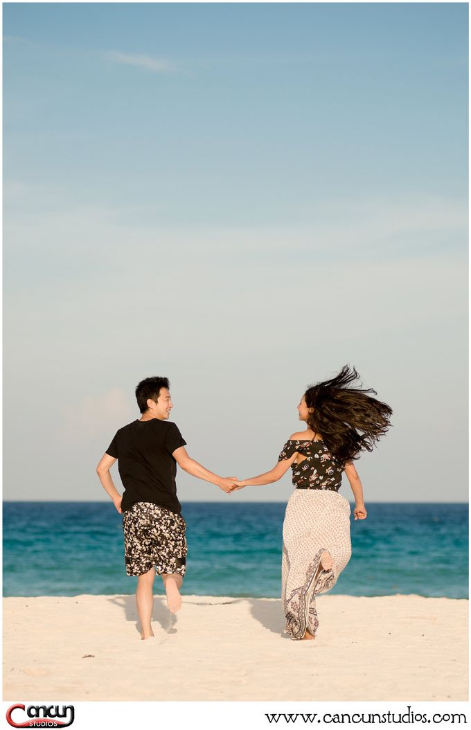 Basic Beach Session by Cancun Studios Photography - 019