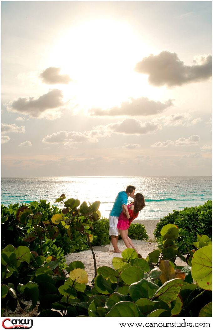Basic Beach Session by Cancun Studios Photography - 023