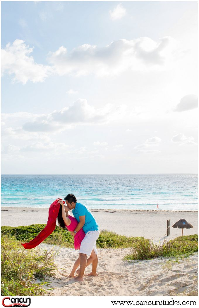 Basic Beach Session by Cancun Studios Photography - 024