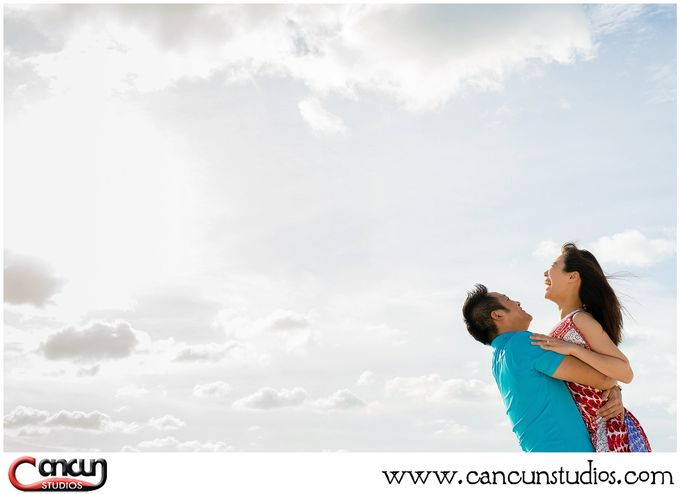 Basic Beach Session by Cancun Studios Photography - 026
