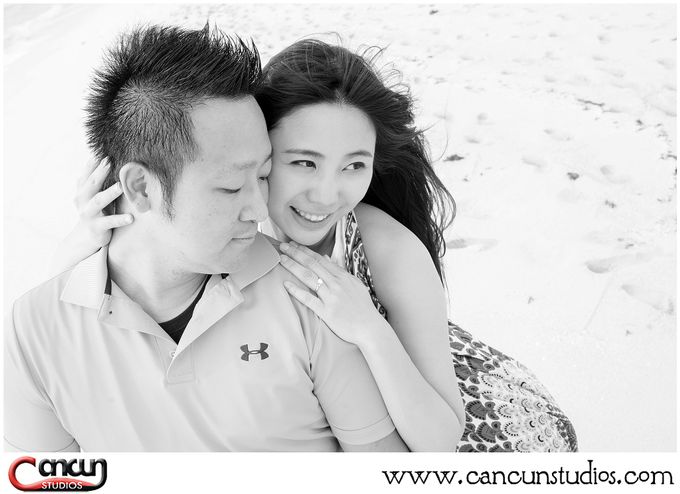 Basic Beach Session by Cancun Studios Photography - 027