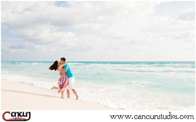 Basic Beach Session by Cancun Studios Photography - 028
