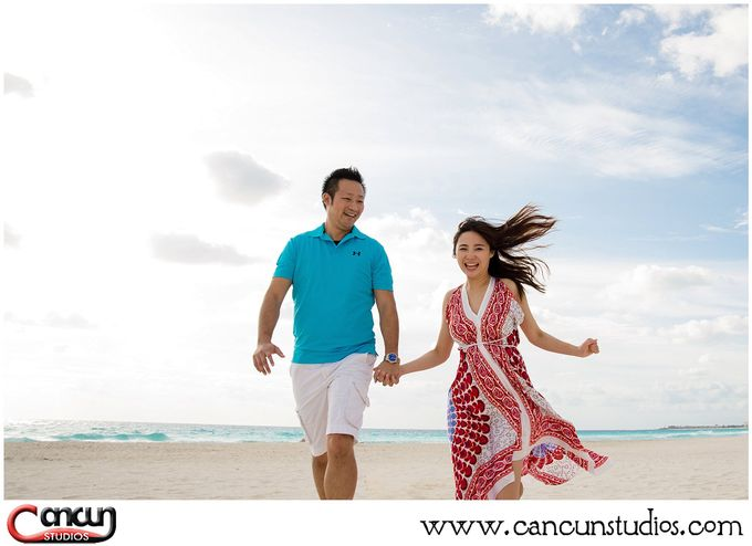 Basic Beach Session by Cancun Studios Photography - 029