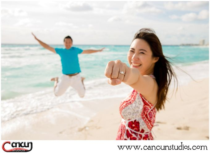 Basic Beach Session by Cancun Studios Photography - 030