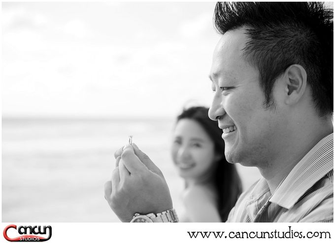 Basic Beach Session by Cancun Studios Photography - 021