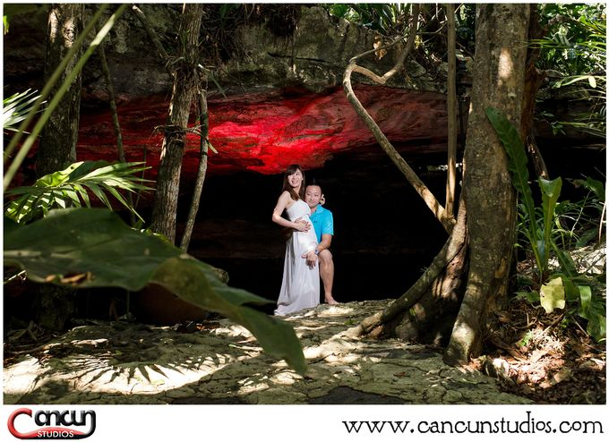 Underwater Cenote by Cancun Studios Photography - 012