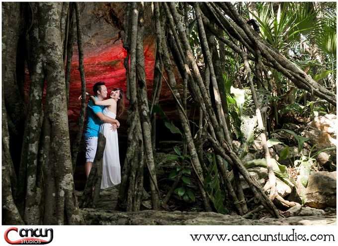 Underwater Cenote by Cancun Studios Photography - 013