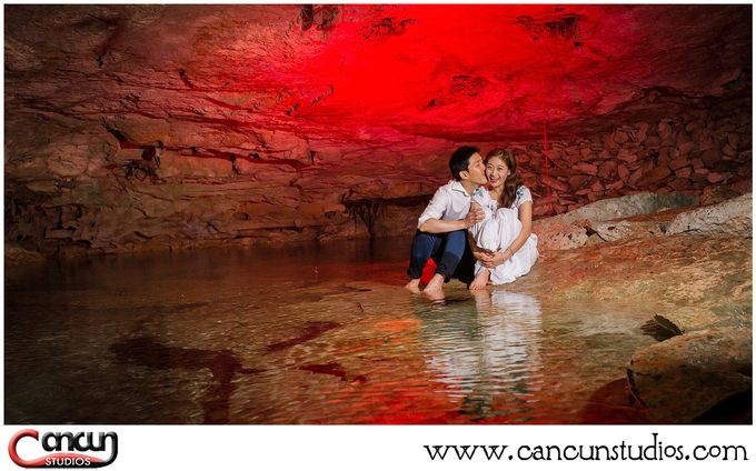 Underwater Cenote by Cancun Studios Photography - 004