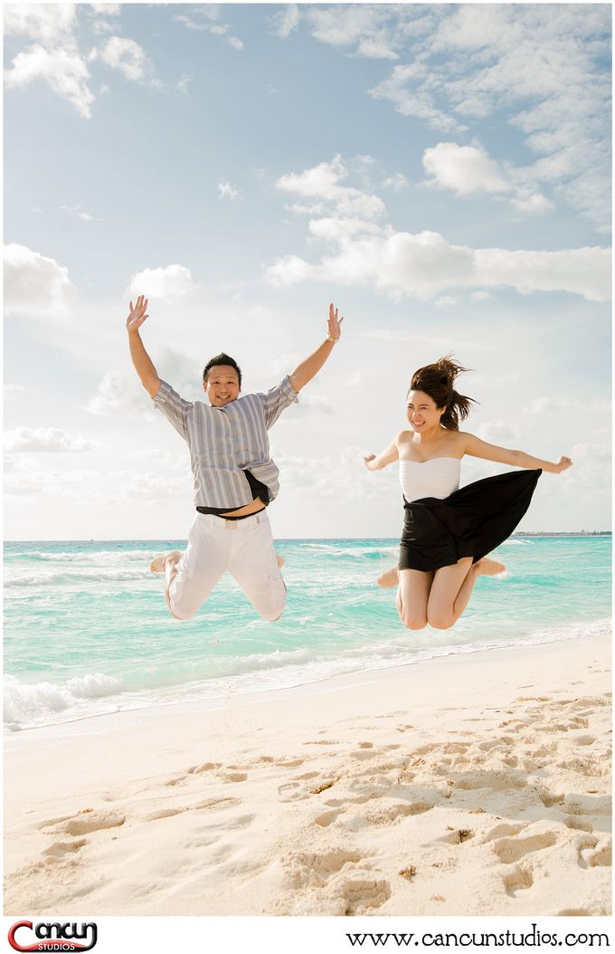 Basic Beach Session by Cancun Studios Photography - 022