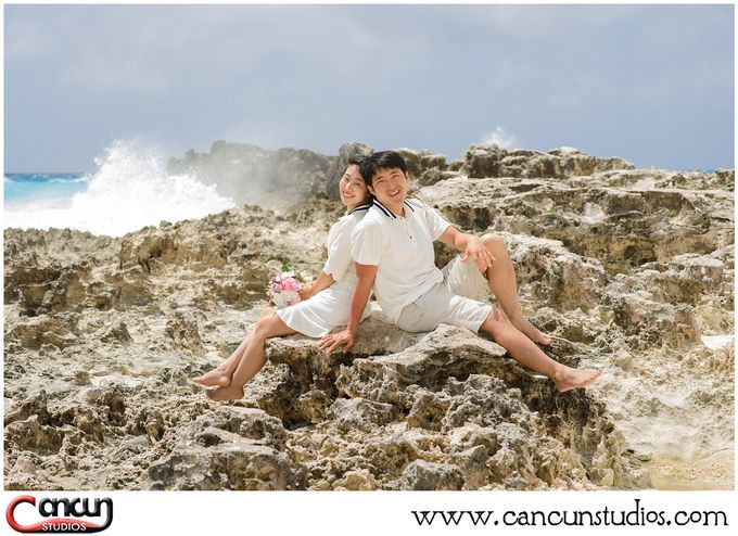 Basic Beach Session by Cancun Studios Photography - 031