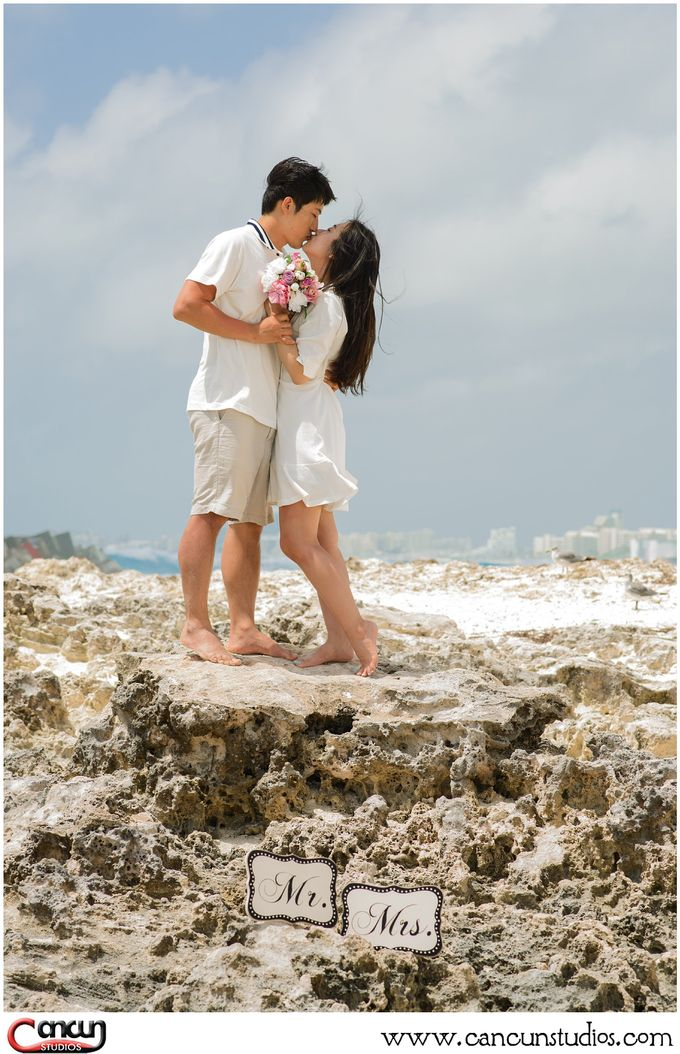 Basic Beach Session by Cancun Studios Photography - 032