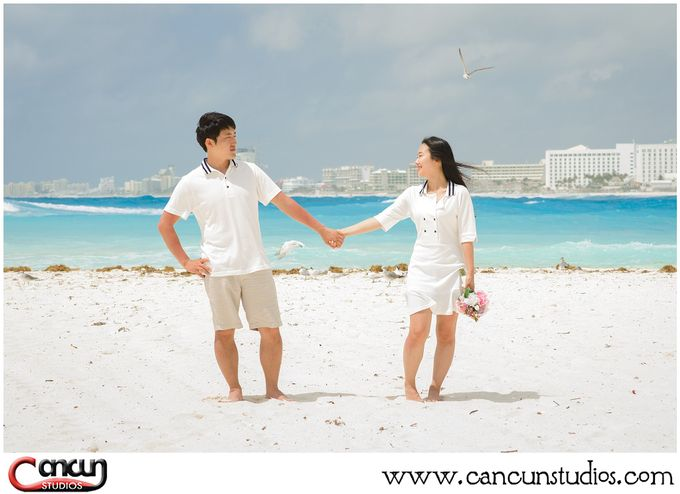Basic Beach Session by Cancun Studios Photography - 033