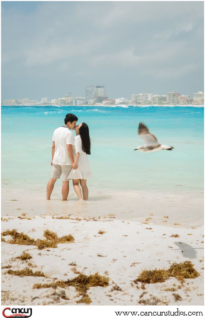 Basic Beach Session by Cancun Studios Photography - 034