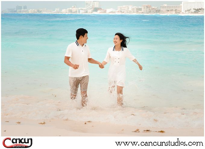 Basic Beach Session by Cancun Studios Photography - 035
