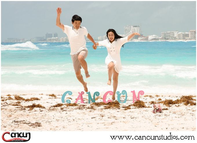 Basic Beach Session by Cancun Studios Photography - 036