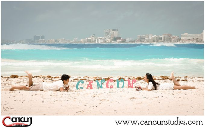 Basic Beach Session by Cancun Studios Photography - 037