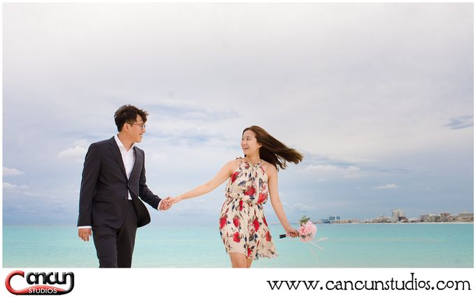 Basic Beach Session by Cancun Studios Photography - 001