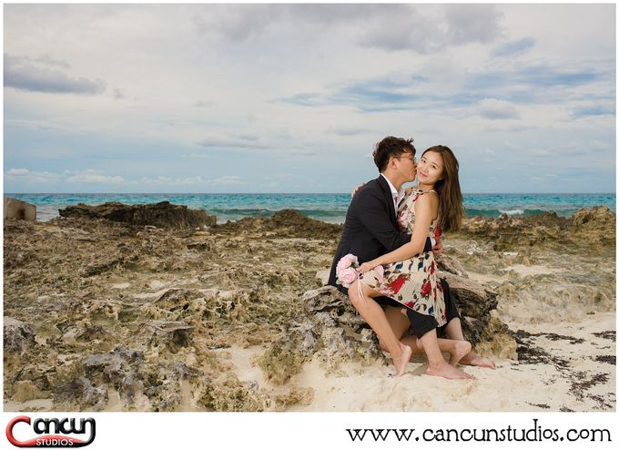 Basic Beach Session by Cancun Studios Photography - 002