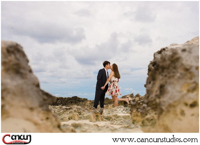 Basic Beach Session by Cancun Studios Photography - 003